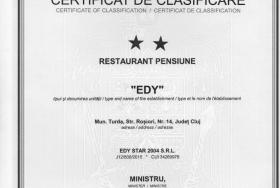 Pensiunea Edy, Turda